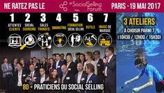 4ème Social Selling Forum Paris 19/052017