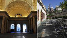 Salão casa França Brasil e Bistrô The Line - Rio de Janeiro