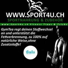 #gymtea#sport4u#sport4u.ch#sportnahrung#gesundheit#supplemente#nahrungsergänzung#muskelaubau#sixpack#protein#tee#weightgainer#sixpack #bizeps #trizeps #bcaa #glutamin #follow #folgen Tricks, Protein, Photo And Video, Instagram, Biceps, 6 Packs, Fatty Acid Metabolism, Metabolism, Health