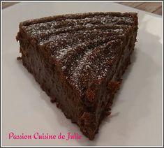 Fondant au chocolat et lait concentré Gateaux Cake, Biscuits, Julie, Desserts, Passion, Week End, Food, Cakes, Design