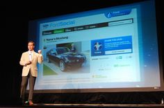 10 Social Media Lessons From Ford's Scott Monty #nmx Keynote