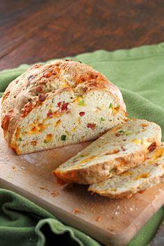 cheese irish soda bread