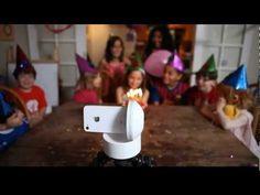 """OMG... quiero uno de estos ahora!!!! """"Galileo, a revolutionary iOS-controlled robotic iPhone"""""""