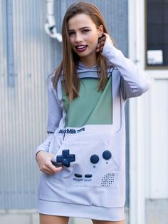 Gamer Slouchy – LIMITED (WW $150AUD / US $120USD) by Black Milk Clothing