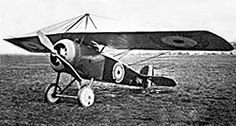 Sopwith Swallow 1919