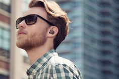 Motorola Moto Hint Voice-Controlled Earbuds  -Looking forward to another innovative release from Motorola. Definitely stylish, hopefully they will have customization for these.
