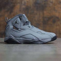 outlet store 49e6d f6d85 Jordan Men Jordan True Flight (cool grey   black) Flight Jordans, Flight  Shoes