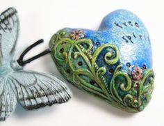 free spirit garden heart