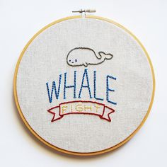 Whale Fight! by wildolive, via Flickr