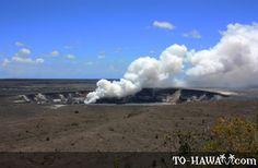 Big island   Kilauea Active volcano