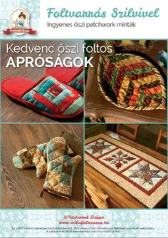 Patchwork kezdőknek – gépi applikálás | Patchwork Design Baby Quilt Patterns, Quilt As You Go, Patchwork Designs, Mary Poppins, Baby Quilts, Rugs, Home Decor, Totes, Farmhouse Rugs