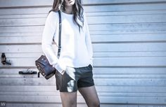 WHITE FOR SPRING on WEARFATE.com