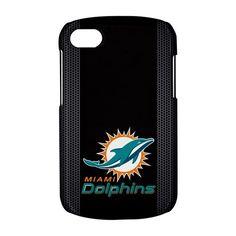 Miami Dolphins BB Blackberry Q10 Hardshell Case