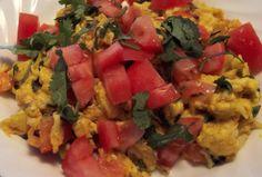 Akoori - Scrambled Eggs Parsi) Recipe - Food.com