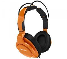 Superlux HD661 pomarańczowe - Słuchawki - Satysfakcja.pl - słuchawki do telefonu / słuchawki w podróży - Kolorowe słuchawki :)