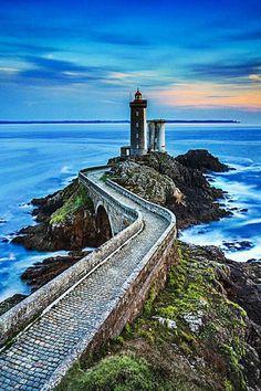 La Bretaña francesa fotogenía en estado puro... #Francia
