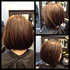 Classic Bob Cut for Short Hair