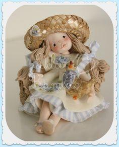 Muñecas dulces: septiembre ...........