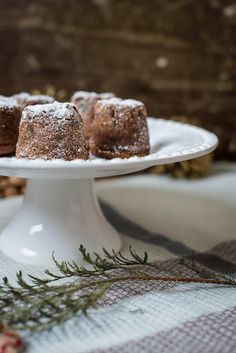 Christmas Pudding Cupcakes e as Boas Festas
