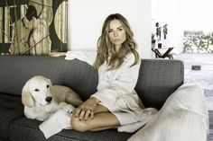 Erica Pelosini and Naked Cashmere Link For Travel Collection