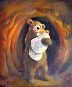 Leading Illustration & Publishing Agency based in London, New York & Marbella. Fuchs Illustration, Children's Book Illustration, Illustrations, Tatty Teddy, Bear Art, Cute Bears, Whimsical Art, Beautiful Artwork, Cute Drawings