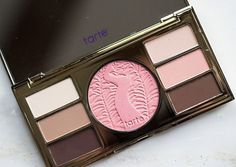 Tarte Poppy Picnic Palette Review and Swatches - My Newest Addiction