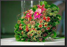 .:Pokaz florystyczny - Kwiaty dla Niej:.