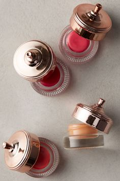 These Royal Apothic Lip Tintie from Anthropologie are like little genies in bottles for your .