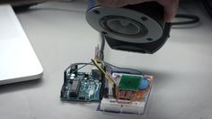 Hackers Use $5 Speakers To Control Smartphone And Fitbit Using Sound Waves   According to a new research by a team at the University of Michigan the MEMS accelerometers found on a variety of devices can be fooled to record fictitious data using precisely tuned acoustic waves. This can be done using any low-cost speaker and used to control a smartphone or any other device connected to it. We can control a smartphone using our voice why not the hackers? You might have read about voice commands…
