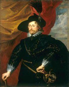 Wladyslaw IV, by Rubens