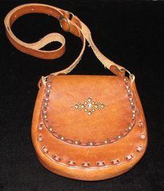 boho vintage purse