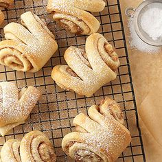 Cinnamon Fantans Delicious served at Thanksgiving dinner or for Christmas brunch; making slits in the dough before baking creates a playful fantail shape and a sneak peek of the scrumptious cinnamon filling inside.