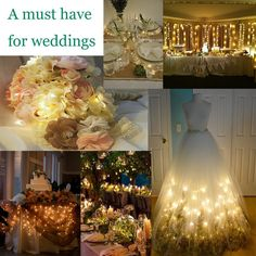 6PCS Battery Operated String Lights, Jeasun 2016 Newest 2M 20 LEDs Battery Powered Fairy Lights Copper Wire Micro LED Waterproof Starring Lights for Bedroom Christmas Wedding Party Bottle Decoration Indoor DIY, Warm White: Amazon.co.uk: Lighting