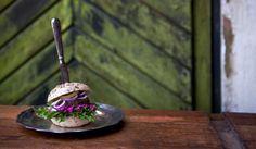 Riistahampurilainen | Maa- ja kotitalousnaiset #riista #hampurilainen #burgeri #maajakotitalousnaiset #ruokaneuvot