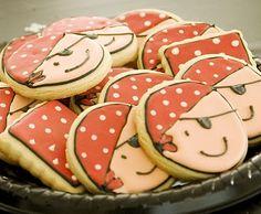 Crafting Mama: Pirate Cookies