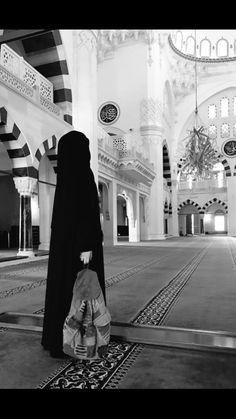 Hijab Niqab, Muslim Hijab, Hijab Chic, Modest Fashion Hijab, Niqab Fashion, Hijabi Girl, Girl Hijab, Muslim Girls, Muslim Women