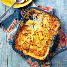 Ham-leftover-gratin