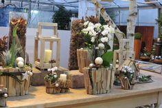 Gestaltet wird die Ausstellung vom renommierten Floristen-Team.