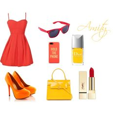 """""""Amity"""" by catlaime on Polyvore"""