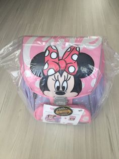 Minnie Mouse, Lunch Box, Bento Box