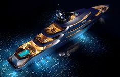Oceanco Yacht's Project Y708
