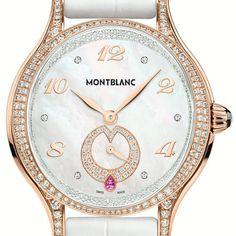 Montblanc Collection Princesse Grace de Monaco Limited Edition 29 watch.