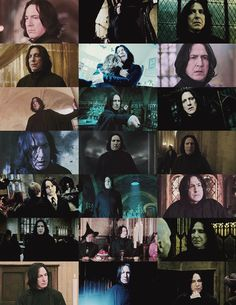 Only Severus Snape
