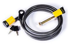Bicycle Car Racks - Saris Locking Cable  Hitch Tite Combo * See this great product.