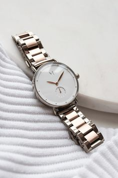 20 Popular watches To Update Your Look ~ Mvmt Watches, Big Watches, Sport Watches, Cool Watches, Watches For Men, Frocks For Teenager, Popular Watches, Elegant Watches, Automatic Watch