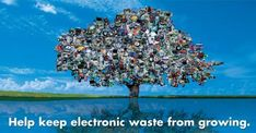 With an increase in electronic devices, the world will see high rates of electronic waste disposal items this year. However, there is, unfortunately, no infrastructure to deal with the upcoming wave of electronic waste. Electronic Waste Recycling, E Waste Recycling, Recycling Facts, Electronic Items, Electronic Devices, Self Storage, Storage Spaces, Extra Storage, Waste Disposal