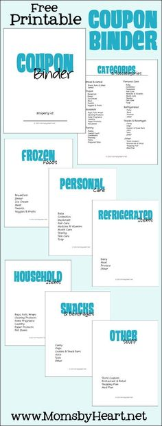 Organizing starting with a binder and adding categories. You can use dividers or DIY like these.