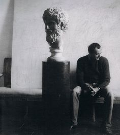 retcum: Cy Twombly, Rome, 1962, Werner Schloske