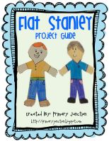 Flat Stanley Project Guide - Does your class do the Flat Stanley mailing project or are you thinking about it? This guide includes everything you need, including map and geography ideas!