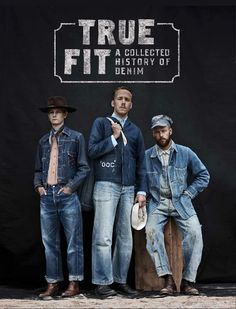 HepCat Store: True Fit - A Collected History of Denim